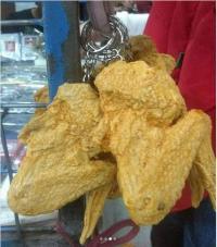 Bikin Laper! Eitss.. Ternyata Tempe, Tahu, dan Ayam Goreng Ini Cuma Gantungan Kunci
