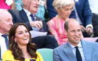Tampil di Piala Wimbledon, Gaun Kuning Kate Middleton Curi Perhatian