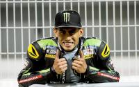 Syahrin Optimis Bisa Jadi Rookie Terbaik di MotoGP 2018