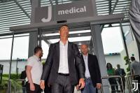 Kedatangan Ronaldo Disambut Baik oleh Pemain Juventus