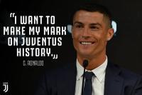 Dilema Ronaldo, Tur Promosi ke China atau Tampil Bersama Juventus di ICC 2018?