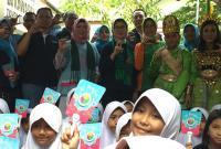 Biasakan Hidup Sehat Sejak Dini, Pelajar SD Gorontalo Terapkan Hal Ini
