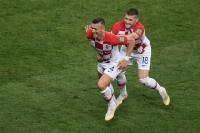 Man United Incar Dua Bintang Timnas Kroasia di Piala Dunia 2018