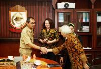 Danny Pomanto Gandeng Lembaga Australia untuk Infrastruktur Sanitasi Makassar