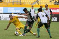 Jadwal Pertandingan Sriwijaya FC vs Arema FC Tak Alami Perubahan