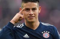 Bayern Munich Bersiap Cari Pengganti James Rodriguez