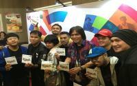 Album Asian Games 2018 'Energy of Asia' Resmi Diluncurkan dalam Bentuk CD
