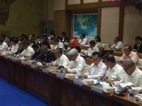 Menteri Jonan Tegaskan BBM Subsidi Tak Akan Naik di Hadapan DPR