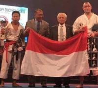 Kisah Fauzan Noor sang Juara Dunia Karate yang Nasibnya Tak Semujur Zohri