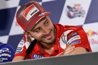 Dovizioso Anggap Sirkuit Sachsenring Tidak Cocok dengan Desmosedici