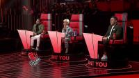 Aksi Seru 13 Peserta The Voice Kids Indonesia Rebut Perhatian Coach