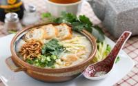 Bubur Ayam China, Disantap Hangat Nikmatnya Tiada Tara