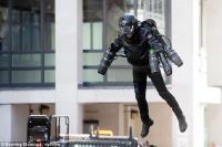 Wujudkan Mimpi Terbang bak Iron Man, Siapkan Dana Rp4,5 Miliar