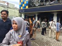 Polisi Buru Nasabah Pembakar Kantor Leasing di Medan