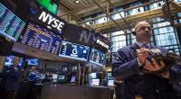Perang Dagang Masih Bikin Wall Street Lesu