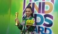 Jadi Idola Kesayangan, Naura Berharap Bisa Menginspirasi Anak Indonesia