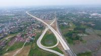 Sambung Menyambung Tol Medan-Kualanamu-Tebing Tinggi