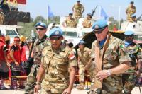Force Commander UNIFIL kunjungi Pasukan Garuda Indobatt