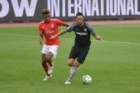 Hasil Pertandingan Benfica vs Sevilla di ICC 2018
