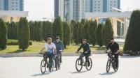 Inspeksi Ibu Kota, Pemimpin Chechnya Bersepeda 40 Kilometer Berkeliling Grozny
