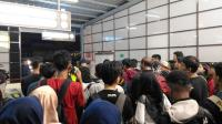 Hari Ini Commuter Line Pakai Tiket Kertas yang Dijual Rp3 Ribu