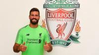 Klopp: Alisson Sudah Tak Sabar Bermain Bersama Liverpool