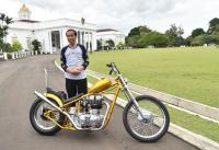 Selain Motor <i>Custom</i>, Ini Dua Motor Murah yang Pernah Dimiliki Jokowi