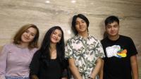 Demi Film Rompis, Beby Tsabina Rela Potong Rambut Pendek