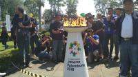 Ada Kirab Obor Asian Games di Jakarta Timur, Hindari Jalan Ini Besok Pagi