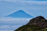 Luar Biasa, Wisatawan Rela Mengantre untuk Mendaki Gunung Fuji