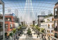 Dubai Bangun Mal Terbesar di Dunia Senilai Rp29,2 Triliun, Ini Penampakannya