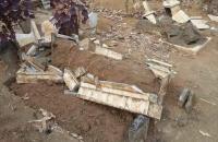 Warga Desa di Malang Gempar, Sejumlah Makam Rusak Secara Misterius