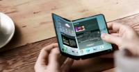 Samsung Usung Ponsel Fitur Lipat Galaxy F, Kapan Dirilis?