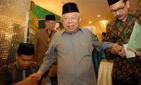 Peran Ma'ruf Amin di Kubu Jokowi Bisa Redam Isu SARA