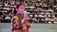 Naik Helikopter, Menteri Susi Beri Orientasi Maba Universitas Indonesia