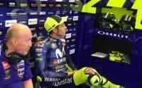 Rossi Tak Pasang Target Tinggi di MotoGP Inggris 2018