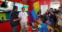 Menkominfo Pantau Kesiapan Spektrum Frekuensi Radio Asian Games di GBK