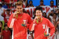 Deretan Atlet Harumkan Nama Indonesia di Kejuaraan Internasional