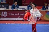 Pesona Kecantikan Lindswell Kwok, Atlet Wushu Peraih Medali Emas!