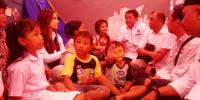 DPP Kartini Perindo Berikan Bantuan kepada Korban Kebakaran Pegangsaan Dua