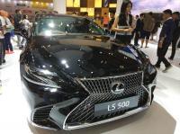 Lexus Jadi Merek Mobil Paling Minim Laporan Masalah