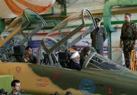 Iran Pamerkan Jet Tempur Buatan dalam Negeri, Seperti Ini Penampakannya