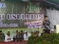 Wali Kota dan Wakil Wali Kota Serang Terpilih Gelar Pesta Rakyat