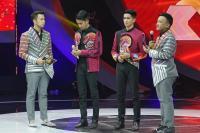Dapat Kejutan dari Ayah, Mus Brother Tampil Ciamik di Top 15 Kontes KDI 2018