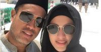 Jalani Ibadah Haji, Beberapa Artis ini Terkena Badai Pasir di Makkah