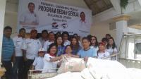 Lewat Program Perindo Peduli, Gerkindo Bedah 2 Gereja di Sulut