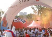 Color Run 2018 Diikuti 13.000 Peserta