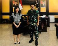 Ketua DPP Perindo Bidang Hankam Apresiasi Sinergitas TNI-Polri