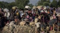 'Perempuan Rohingya Diikat ke Pohon dan Diperkosa, Anak-Anak Dipaksa Masuk ke Rumah Dibakar'