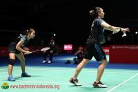 Anggia Ketut Nyaris Kandaskan Unggulan Pertama di China Open 2018